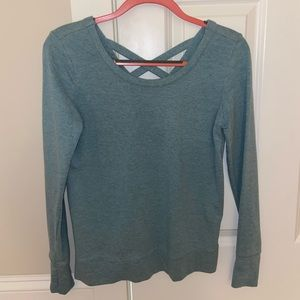 A never worn old navy athletic sweatshirt!